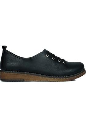 Loggalin 620178 031 014 Kadın Siyah Günlük Ayakkabı