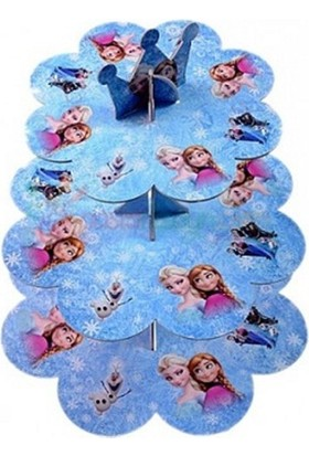 Partypark Elsa-Karlar Ülkesi Kek Standı