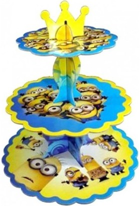 Partypark Minions Kek Standı