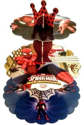Partypark Örümcek Adam Kek Standı