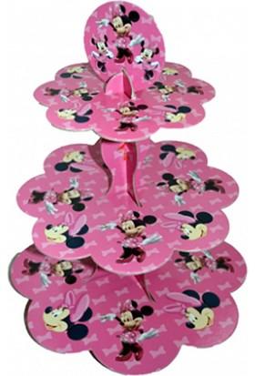 Partypark Minnie Mouse Kek Standı