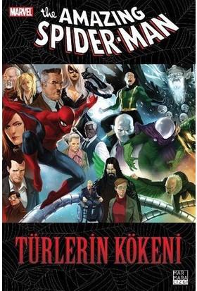 The Amazing Spider Man Cilt 21 Türlerin Kökeni