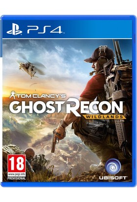 Tom Clancy's Ghost Recon Wildlands PS4 Oyun