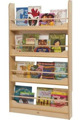 Nitelik Maya Lake Montessori Kitaplık