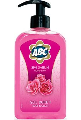 Abc Sıvı El Sabunu Gül Buketi 4 Litre