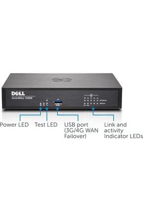 Sonıcwall Dell Tz300 2 Yıl Lisans Dahil Cihaz 01-Ssc-0575