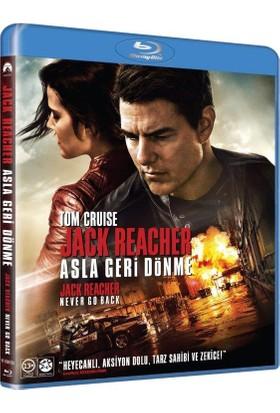 Jack Reacher 2: Asla Geri Dönme Blu Ray