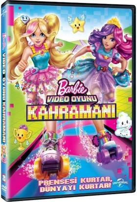 Barbie Video Oyun Kahramanı Dvd