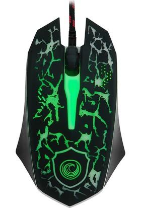 Gamemax FM-G3230K Kablolu Işıklı Oyuncu Mouse