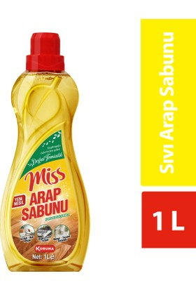Miss Arap Sabunu 1000 ml