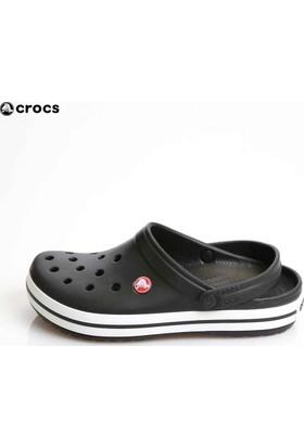 Crocs 11016 Cr0007 P022546 B14 Crocband Black Terlik