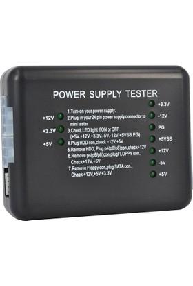 Alfais AL-4589 Power Supply Test Tester Cihazı Sata Hdd