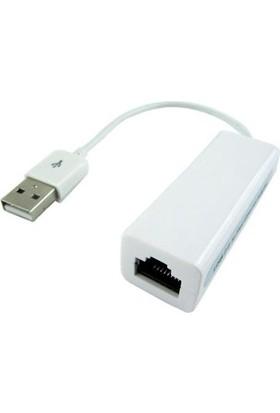 Alfais AL-4508 Usb Ethernet Çevirici Dönüştürücü İnternet Adaptörü