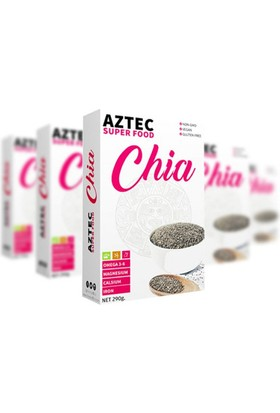Aztec Chia Aztec Set - 60 Günlük
