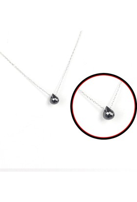 A'Favor 925 Ayar Gümüş Zincir Bayan Kolyesi