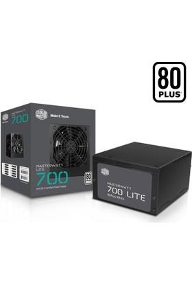 Cooler Master Watt 700W 80+ Aktif PFC 120mm Fanlı PSU (MPX-7001-ACABW-EU)