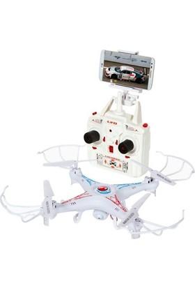 Signor Phantom Star Wifi Kameralı 3D Vr Box Set Kumandalı Drone Helikopter