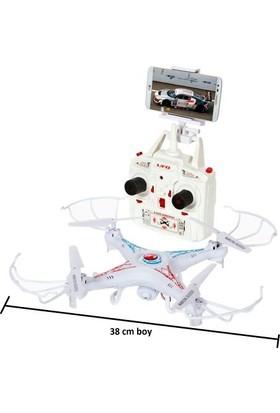 Signor Phantom Star Wifi Kameralı Kumandalı Drone Helikopter