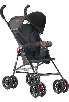 Babyhope Sc 107 Baston Bebek Arabası Siyah