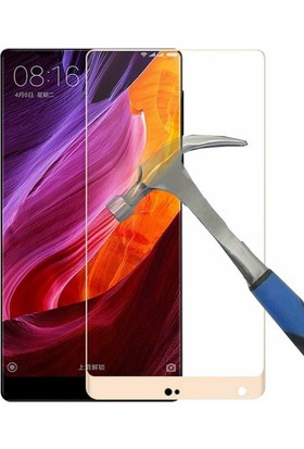 Teleplus Xiaomi Mi Mix Full Kapatan Cam Ekran Koruyucu Cam Ekran Koruyucu