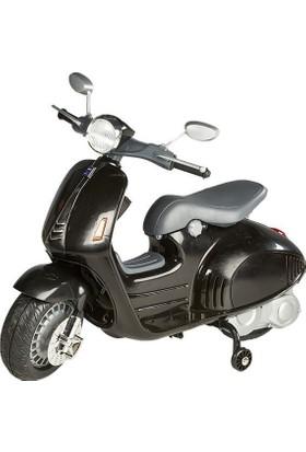 Baby2Go 6517 Polis Siyah Akülü Motor