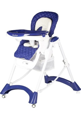 Baby2Go 6141 Mavi Mama Sandalyesi