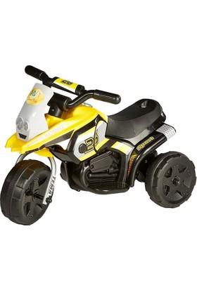 Baby2Go 6523 Mini Sarı Akülü Motor