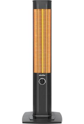 Simfer Credt 2500W Carbon Isıtıcı