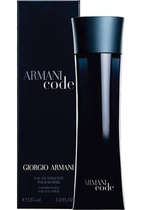 Armani Giorgio Code 125 Ml Erkek Parfümü