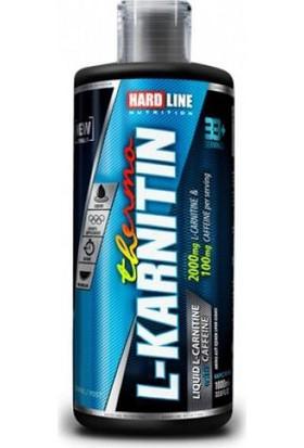 Hardline Nutrition L-Karnitin Thermo 1000 Ml + Anahtarlık