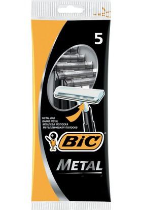 BIC Metal 5'li Poşet