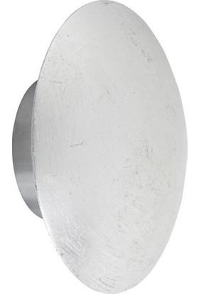 Brilliant Sunset Duvar Aplik - Gümüş Eskitme