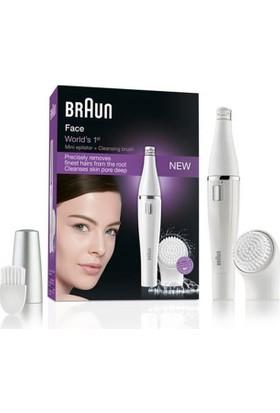 Braun Se 810 Face Yüz Epilasyon Ve Temizleme