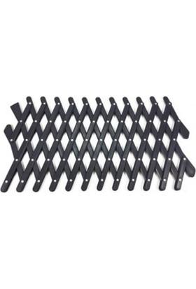 Köpek araba camı parmaklığı, 24-70cm,Siyah