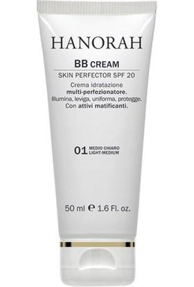 Hanorah Bb Cream 01 - Medium Light 50Ml - Bb Krem