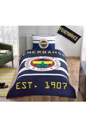 Taç 3607 Fenerbahçe Sarı Kanarya Lisanslı Brf. Tek Kişilik Nevresim Takımı 60142954