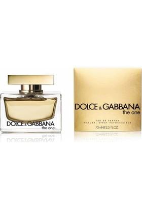 Dolce Gabbana The One Edp 75Ml Bayan Parfümü