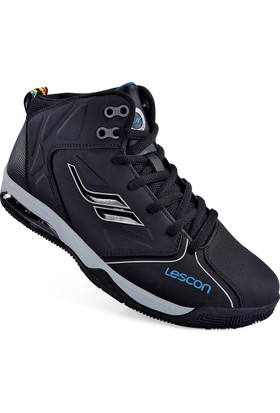Lescon L-4600 Siyah Basketbol Ayakkabı 36-40