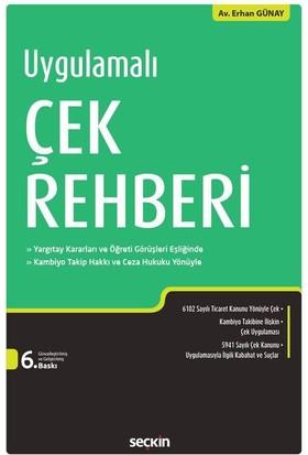 Uygulamalı Çek Rehberi - Erhan Günay