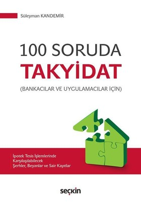 100 Soruda Takyidat