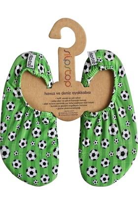 Slipstop Erkek Çocuk Football Patik Renkli SS16120077