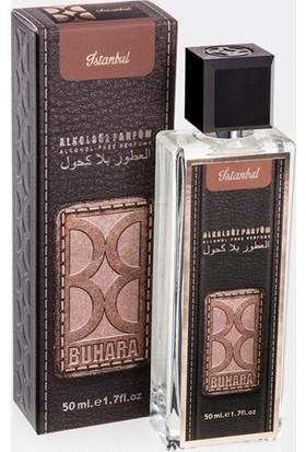 Buhara 50Ml Bayan Alkolsüz Parfüm Sprey (Serinsu)