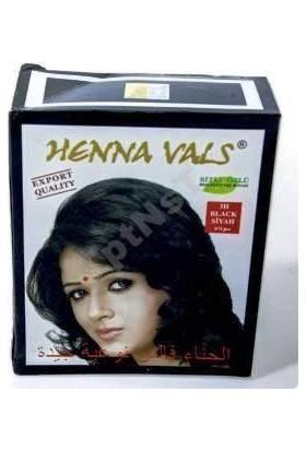 Hedisam Henna Vals 6Lı Hint Kınası