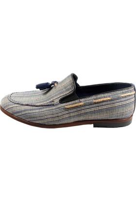 Commodore Sailor 267-291 Lacivert Keten Günlük Erkek Ayakkabı