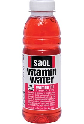 Saol Women Fit Vitamin Water