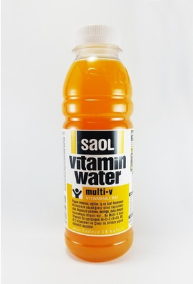 Saol Multi-V Vitamin Water