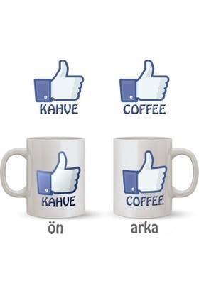 HediyeGerek Kahve Coffee Like Kupa Bardak