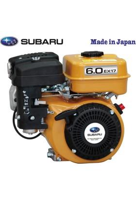 Subaru Ex17 Benzinli Motor 5,7 Hp, Üstün Japon Teknolojisi