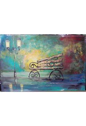 Mb Art Sanat Galeria Orijinal Yağlı Boya Tablo26