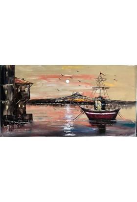 Mb Art Sanat Galeria Orijinal Yağlı Boya Tablo12